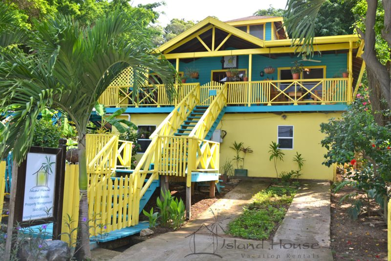 Island House Roatan Office
